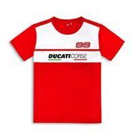 DUCATI - t-shirt originale DUCATI jorge lorenzo ss18