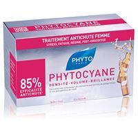 ALES GROUPE ITALIA SpA phyto phytocyane trattamento anticaduta capelli donna 12 fiale 7, 5 ml