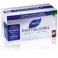 ALES GROUPE ITALIA SpA phyto phytolium4 trattamento anticaduta capelli uomo 12 fiale 3, 5 ml