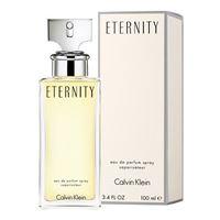 Calvin Klein eternity eau de parfum 100 ml per donna