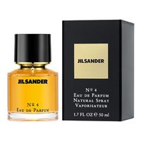 Jil Sander no. 4 eau de parfum 50 ml per donna