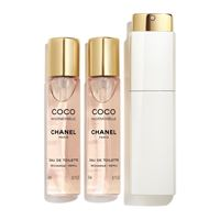Chanel coco mademoiselle eau de toilette twist and spray ricaricabile