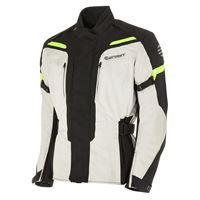 BEFAST giacca moto touring befast pro rider grigio
