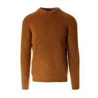 WOOL & CO abbigliamento uomo maglieria giallo WOOL & CO