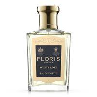 Floris London floris white rose eau de toilette 50ml