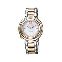 Citizen lady 0640 em0654-88d orologio donna eco drive solo tempo