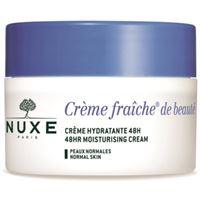 Nuxe crème fraîche de beauté crema idratante per pelli normali 50 ml