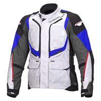 Macna giacca vosges l black / white / blue