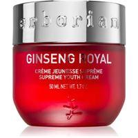 Erborian ginseng royal crema viso lisciante per correggere i segni dell'invecchiamento 50 ml