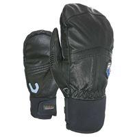 level guanti level off piste leather mitt