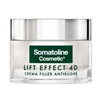 Somatoline Cosmetics lift effect 4d crema antirughe filler