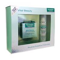 Somatoline Cosmetic cofanetto vital beauty - crema giorno e spray scudo