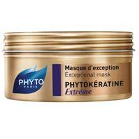 Phyto linea capelli rovinati Phytokeratine extreme maschera riparatrice 200 ml