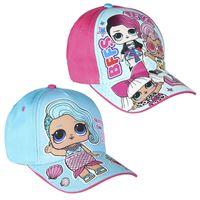 LOL Surprise - MGA cappello con visiera lol surprise
