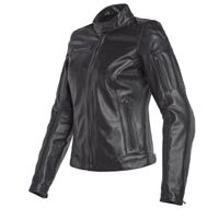 DAINESE giacca in pelle dainese nikita 2 donna nero