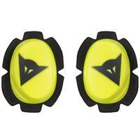 Dainese pista knee slider giallo