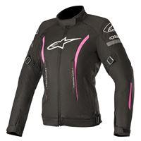 Alpinestars giacca gunner v2 waterproof donna nero rosa
