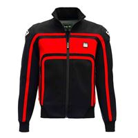 Blauer giacca easy rider nero rosso