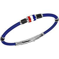 Zancan bracciale uomo gioielli Zancan regata; Exb516-bl