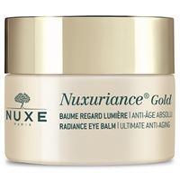 Nuxe lab. Nuxe italia socio un. Nuxe nuxuriance gold baume regard lumiere 15 ml