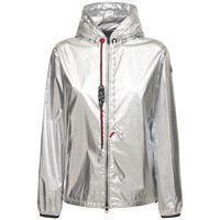 MONCLER giacca mikael in cotone spalmato