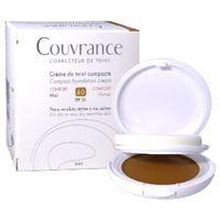 AVENE (Pierre Fabre It. SpA) eau thermale avene couvrance fondotinta crema compatta colorata comfort miele