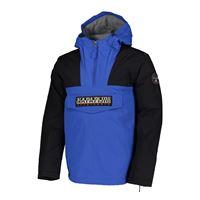 NAPAPIJRI giacca rainforest winter color block