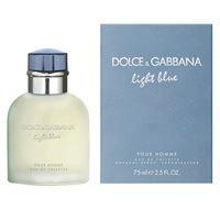 Dolce & Gabbana light blue pour homme 75ml