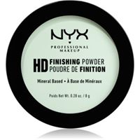 NYX Professional Makeup high definition cipria colore 03 mint green 8 g