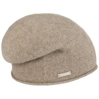 Seeberger long beanie in cachemire by Seeberger
