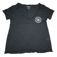 Obey t-shirt Obey la rue de la ruine dylan tee heather black