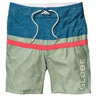 Globe costume boxer Globe saint leu 18'' board short steel blue