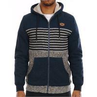 Globe felpa Globe covert hoodie cosmic blue