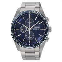 Seiko solar ssc719p1 orologio uomo solare cronografo