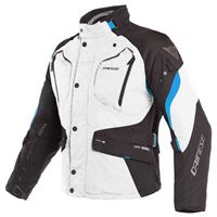 Dainese dolomiti goretex 48 light grey / black / electron / blue