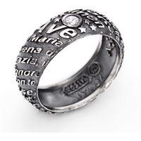 Amen anello uomo gioielli Amen ave maria; Aam-30