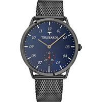 Trussardi orologio solo tempo uomo Trussardi vintage; R2453116003