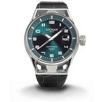 Locman orologio meccanico uomo Locman montecristo; 0541a19s-00ptwhpk