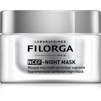 Filorga ncef night mask maschera rigenerante intensa per la rigenerazione della pelle 50 ml