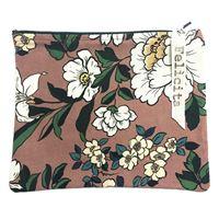 221bc2467c9002 ... sartoria in cotone grezzo con ricami floreali punto croce e coulisse  verde. Vai al negozio. 65