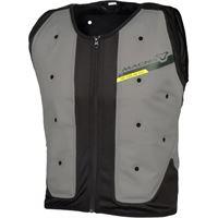 Macna gilet refrigerante Macna cooling vest evo grigio nero