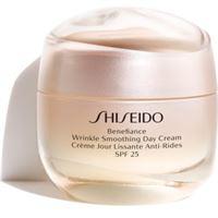 Shiseido benefiance wrinkle smoothing day cream crema giorno contro le rughe spf 25 50 ml