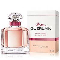 GUERLAIN profumo guerlain mon guerlain bloom of rose eau de toilette spray - profumo donna 100 ml