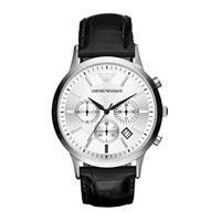 Emporio Armani classic chronograph ar2432 orologio uomo al quarzo