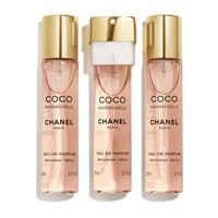 Chanel - coco mademoiselle - eau de parfum twist and spray 3x20 ml