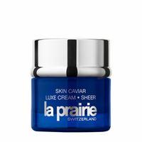La Prairie - skin caviar - new luxe cream sheer 50 ml