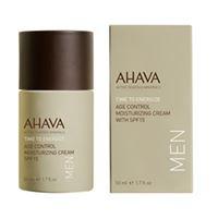 Ahava - men care - age control moisturizing cream spf15 50 ml