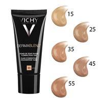 Vichy Make-up linea trucco dermablend fondotinta correttore fluido 30 ml 55