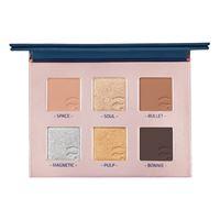 Mulac - palette - palette ombretti: shiva palette