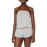 Urban Classics ladies hot jumpsuit tuta, grigio (grey 111), xs donna
